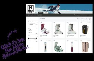 Brand portal nitro