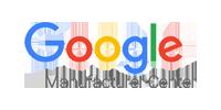 Google Manufacturer Center
