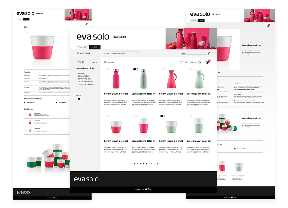 E-catalogs Eva Solo