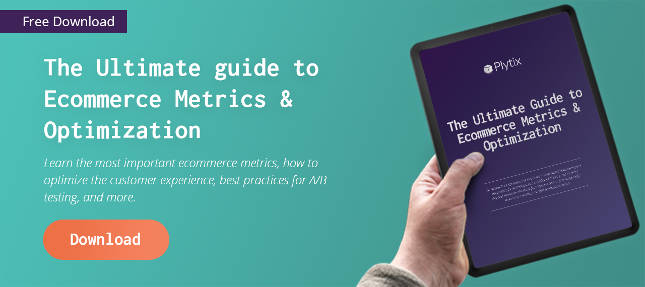 ecommerce metrics ebook