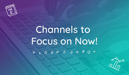 Selling channels that will increase the likelihood of people noticing your products