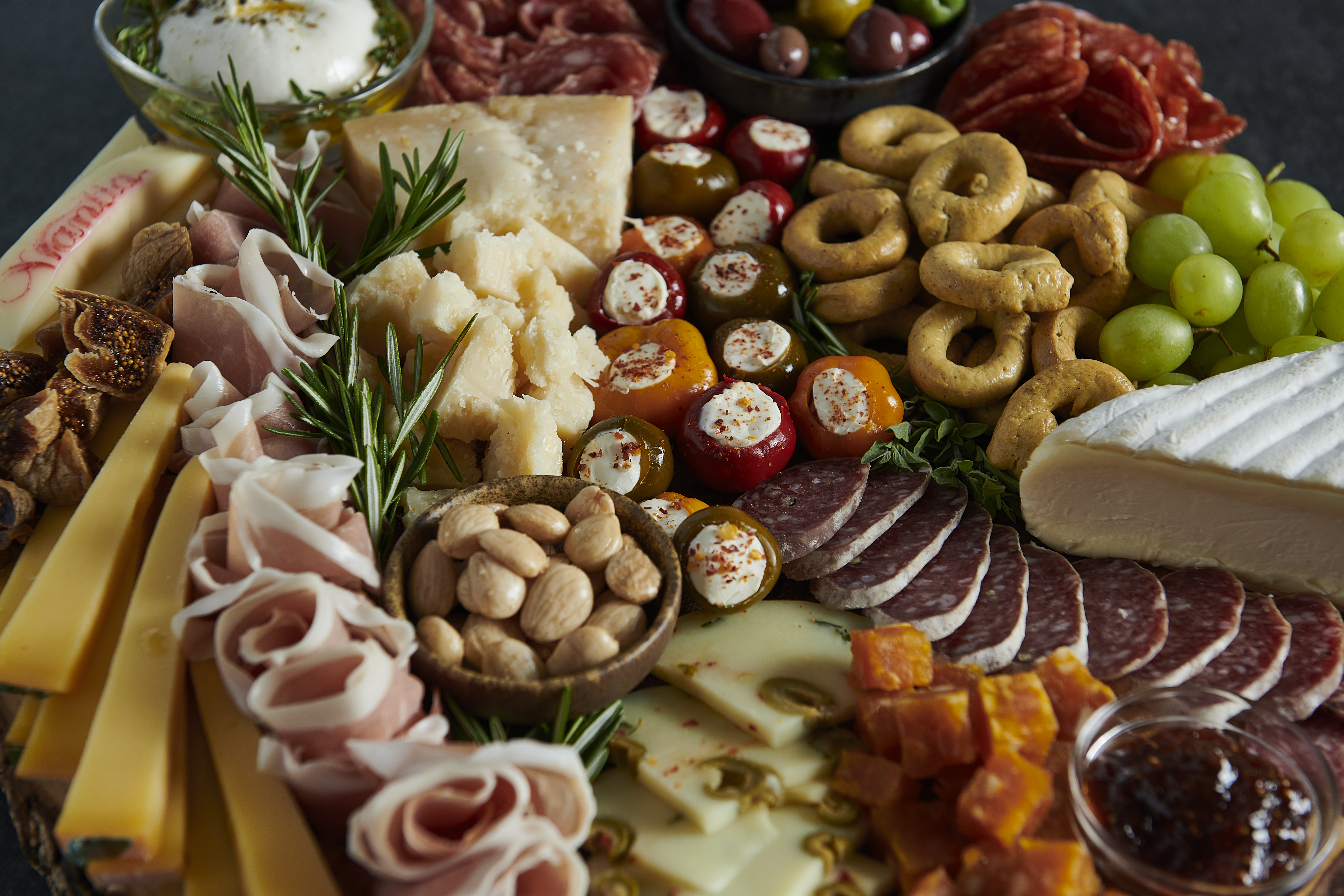 Cured Meat and Speciality Cheese - Musco Food