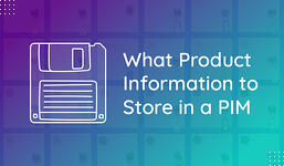 5 Kinds of Data PIM Software Can Store
