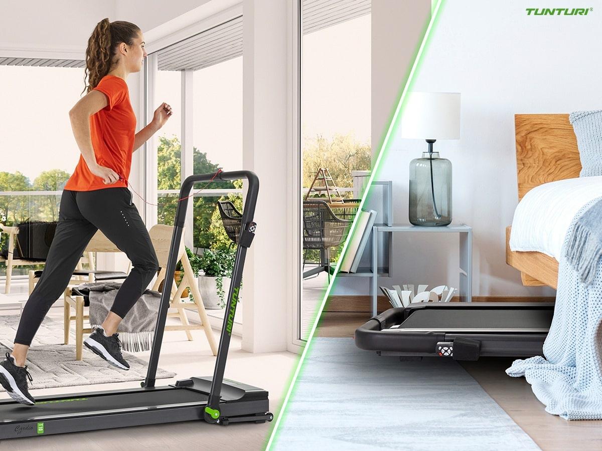 Tunturi Cardio fit T10 Treadmill