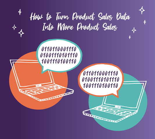 product sales data