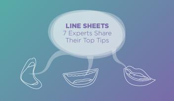line sheet experts
