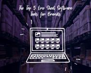 line sheet software