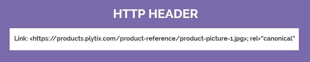 CDN Canonical Link HTTP Header