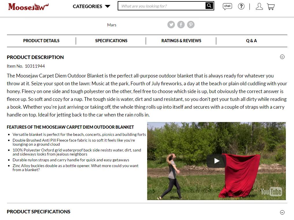 MooseJaw-Carpet-Diem-Outdoor-Blanket