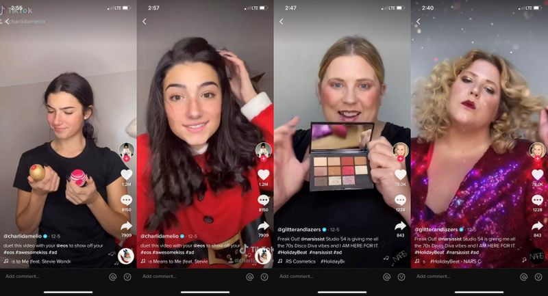 Tik Tok Beauty Influencers For Ecommerce