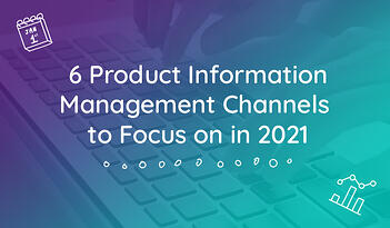 Six product information channels will increase the likelihood of people noticing your products