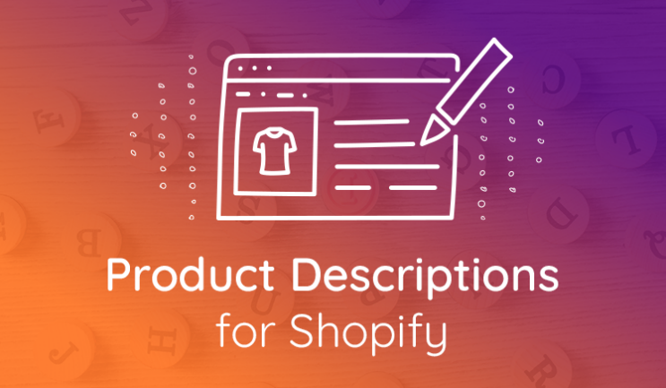 Writing Killer Product Descriptions for Shopify