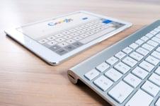SEO Google Tablet
