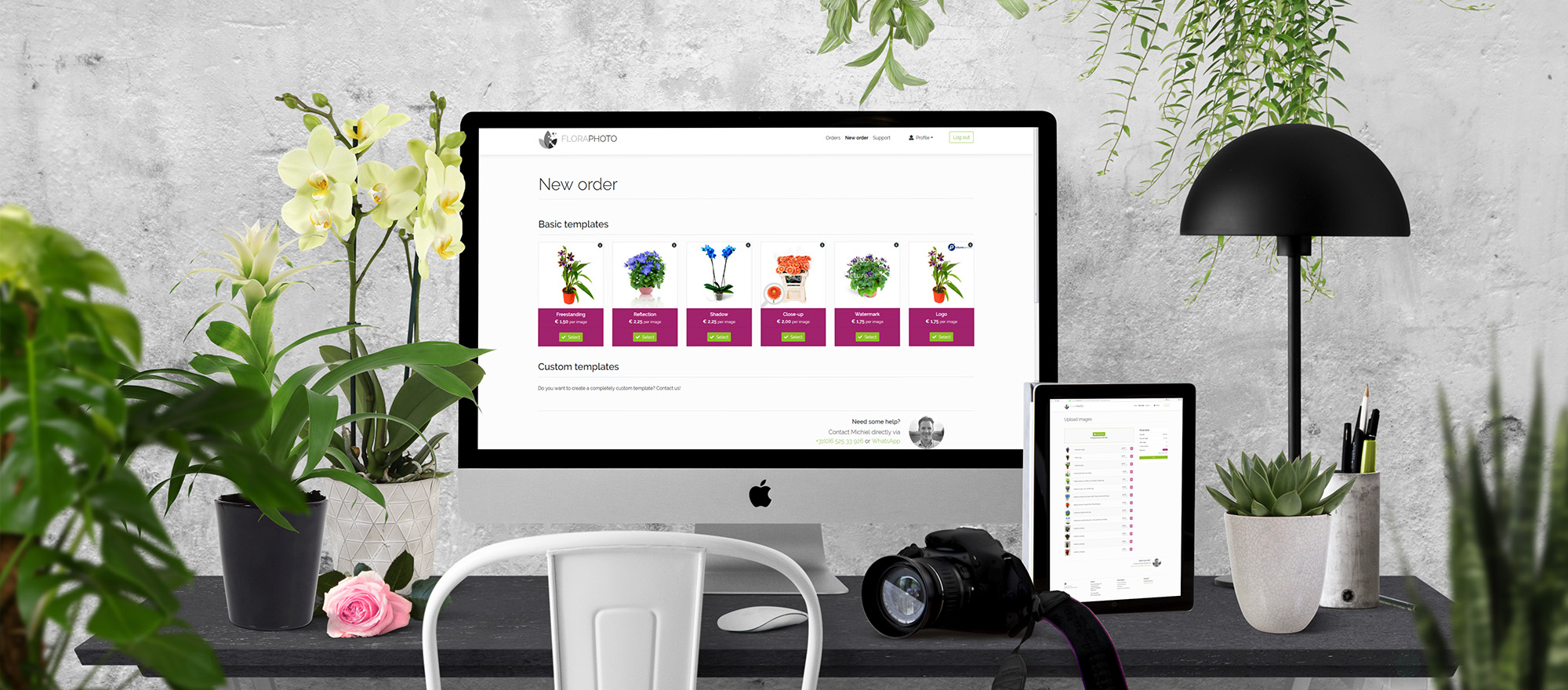 FloraContent - Product Information