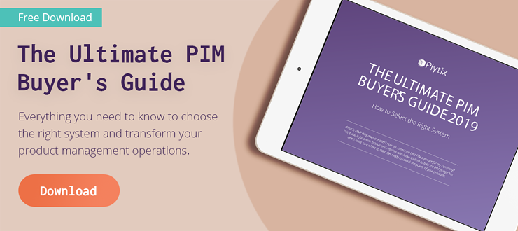The ultimate PIM Buyer's guide