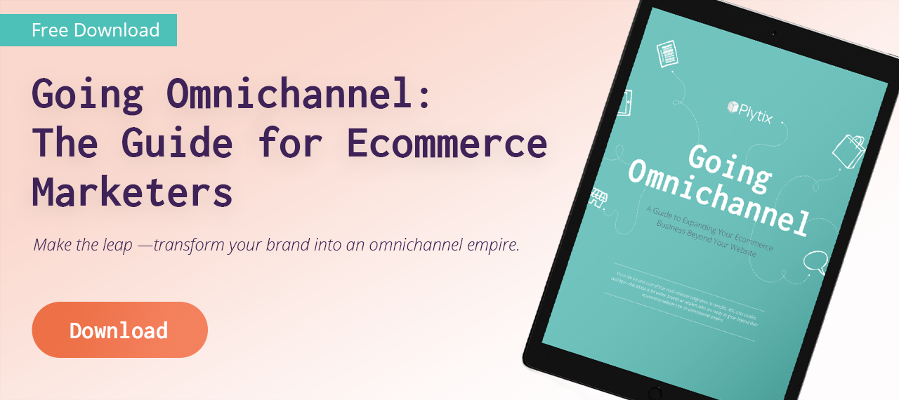 The guide for Ecommerce Marketers