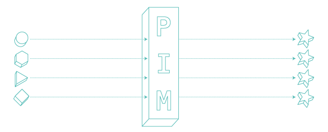 What types of support packages are offered with this PIM tool?
