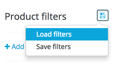 load-product-filters-pim