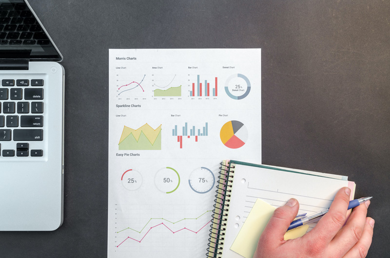 Reviewing product data analytics