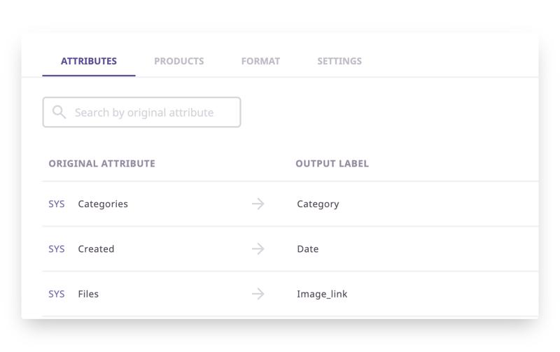search-attributes