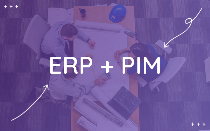 How ERP and PIM systems work together