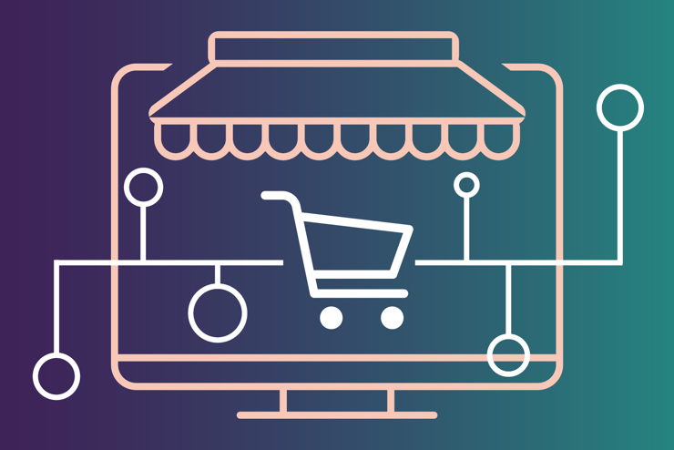 The Evolution of Ecommerce [10-50 Years] [Timeline]