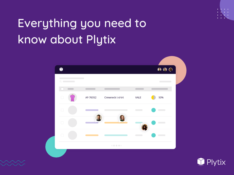 Cover of our Plytix Features & Pricing resource