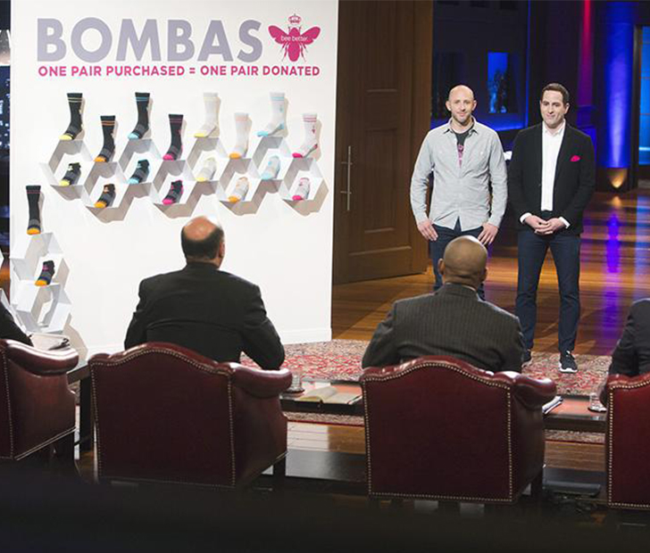 A Mission Driven Sock Seller with a Bold Offline Strategy