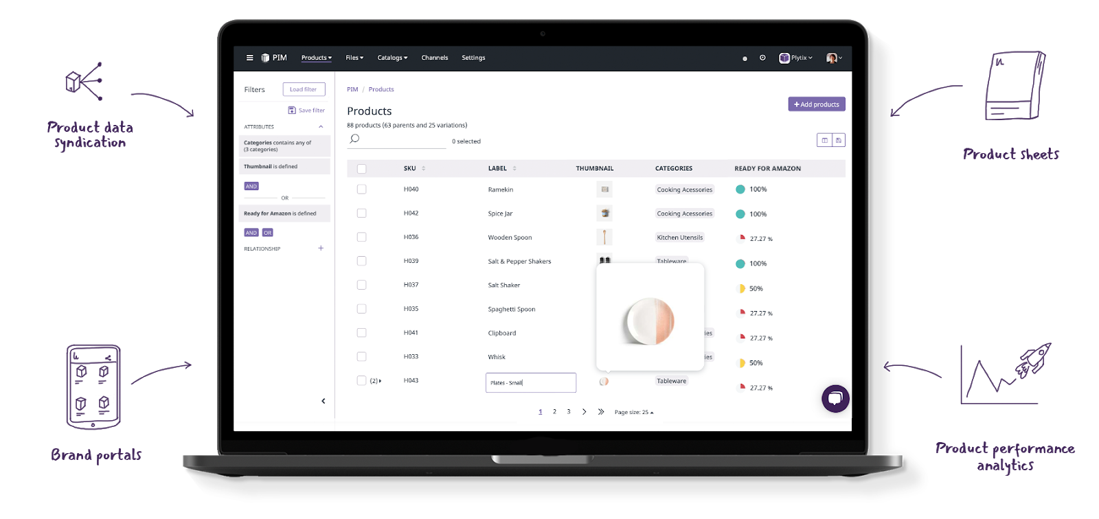 PIM Keeps Product Data Centralized, Organized, and Up-to-Date