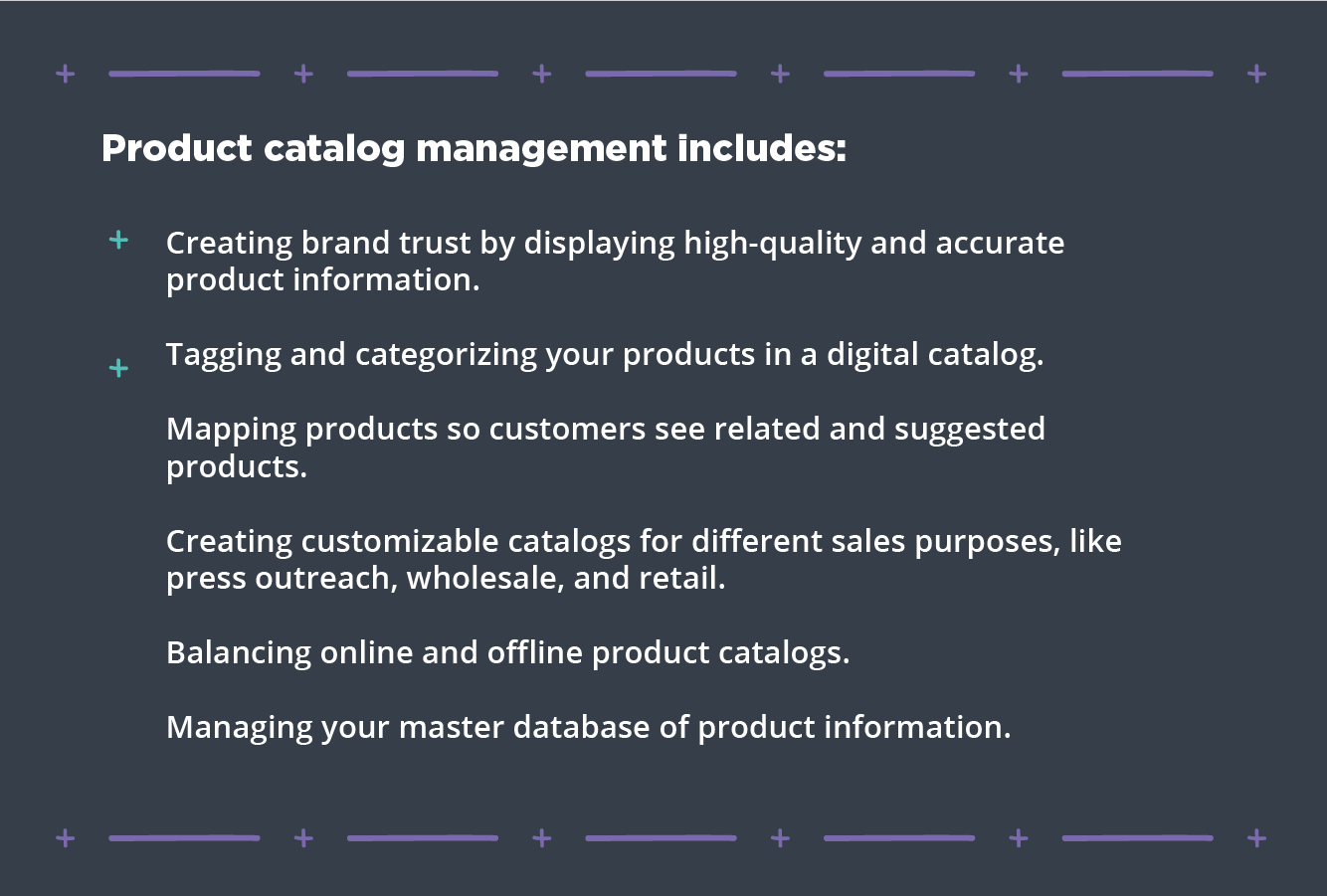 Why You Need Good Product Catalog Management