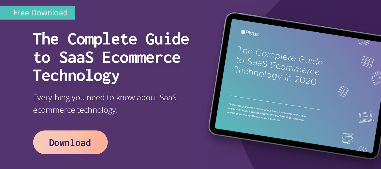 saas ecommerce technology