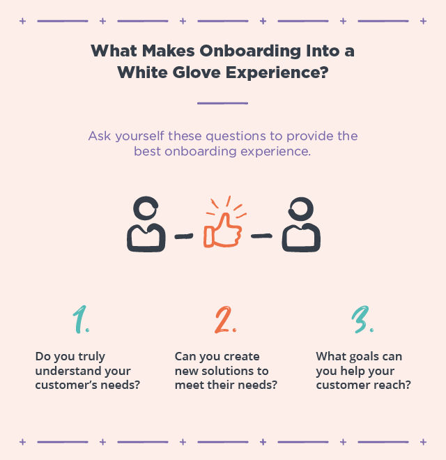 What Makes Onboarding Into a White Glove Experience