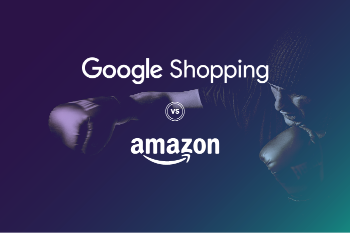 Google Shopping vs Amazon