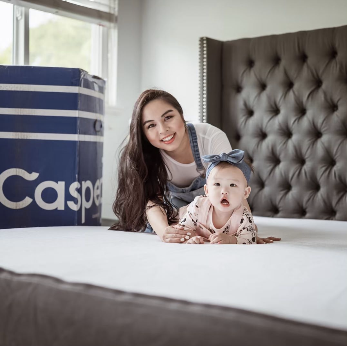 instagram mattress casper